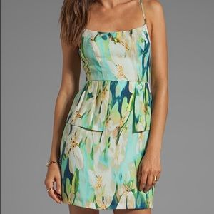 BB Dakota Debralyn Palm Beach Dress